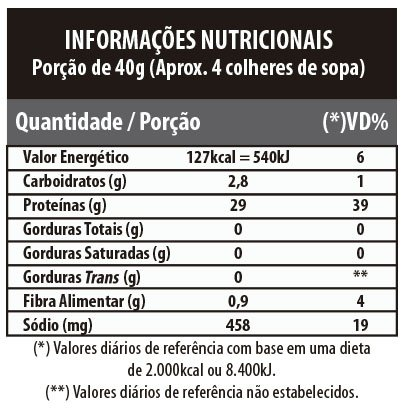 albumina proteína pura sabor chocolate com menta