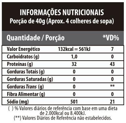 albumina proteína pura sabor morango