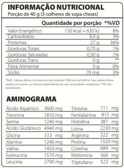 Protein Premium 850g Sabor Morango