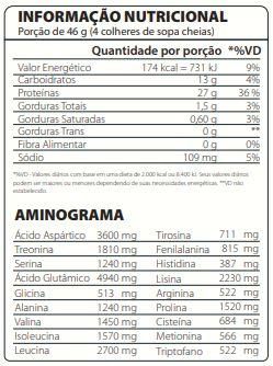 Protein Premium Atlhetica Nutrition Sabor Cookies