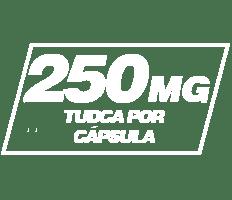 cycle shield dragon pharma contém 250mg de tudca por cápsula