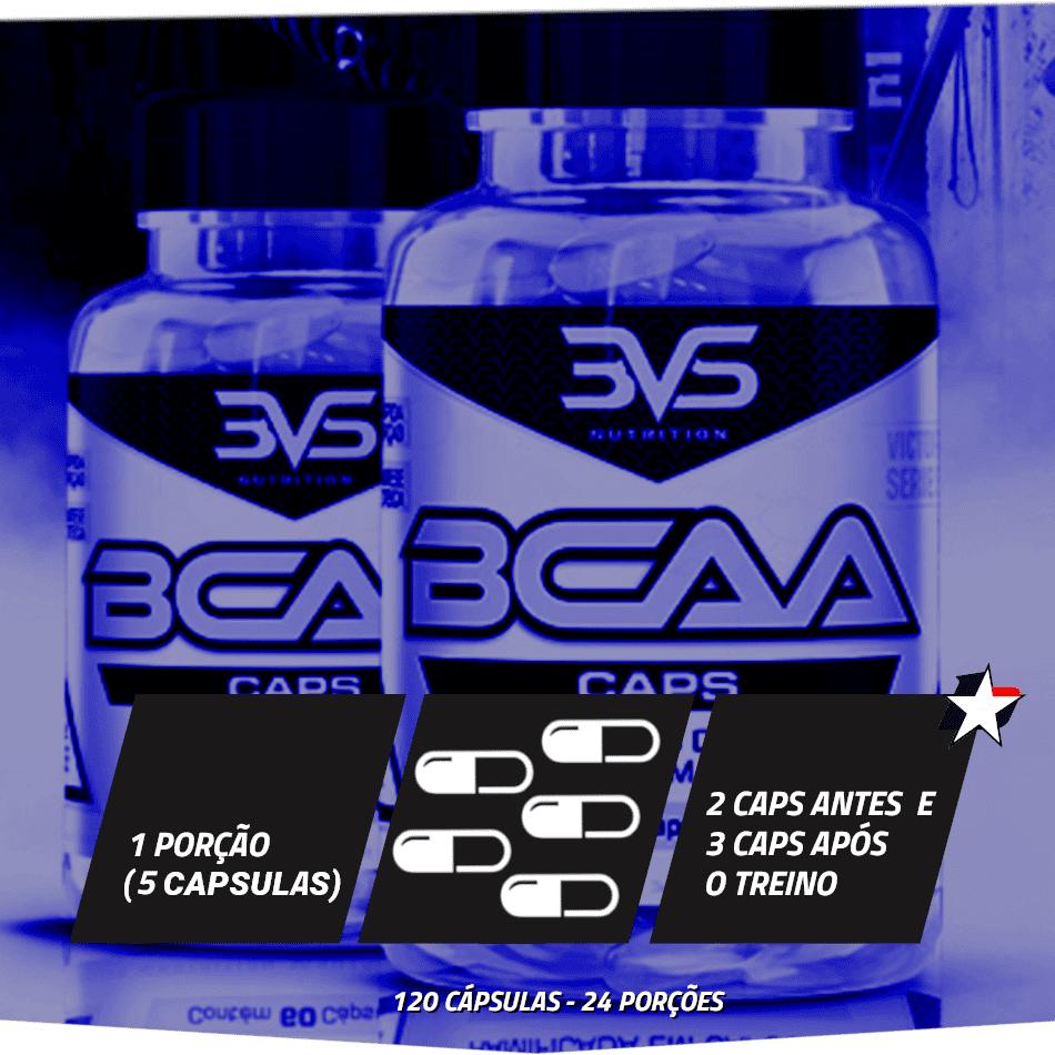 bcaa 10-1-1 powder 3vs