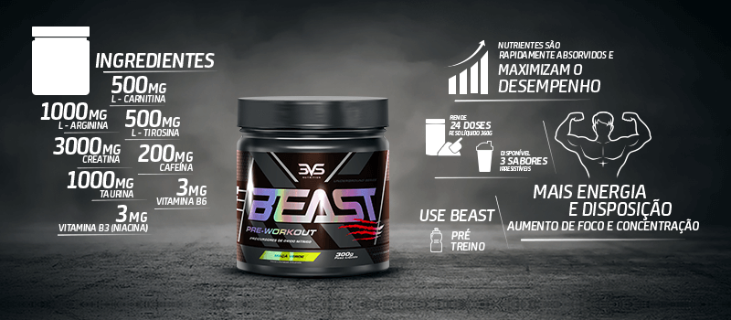 beast 3vs