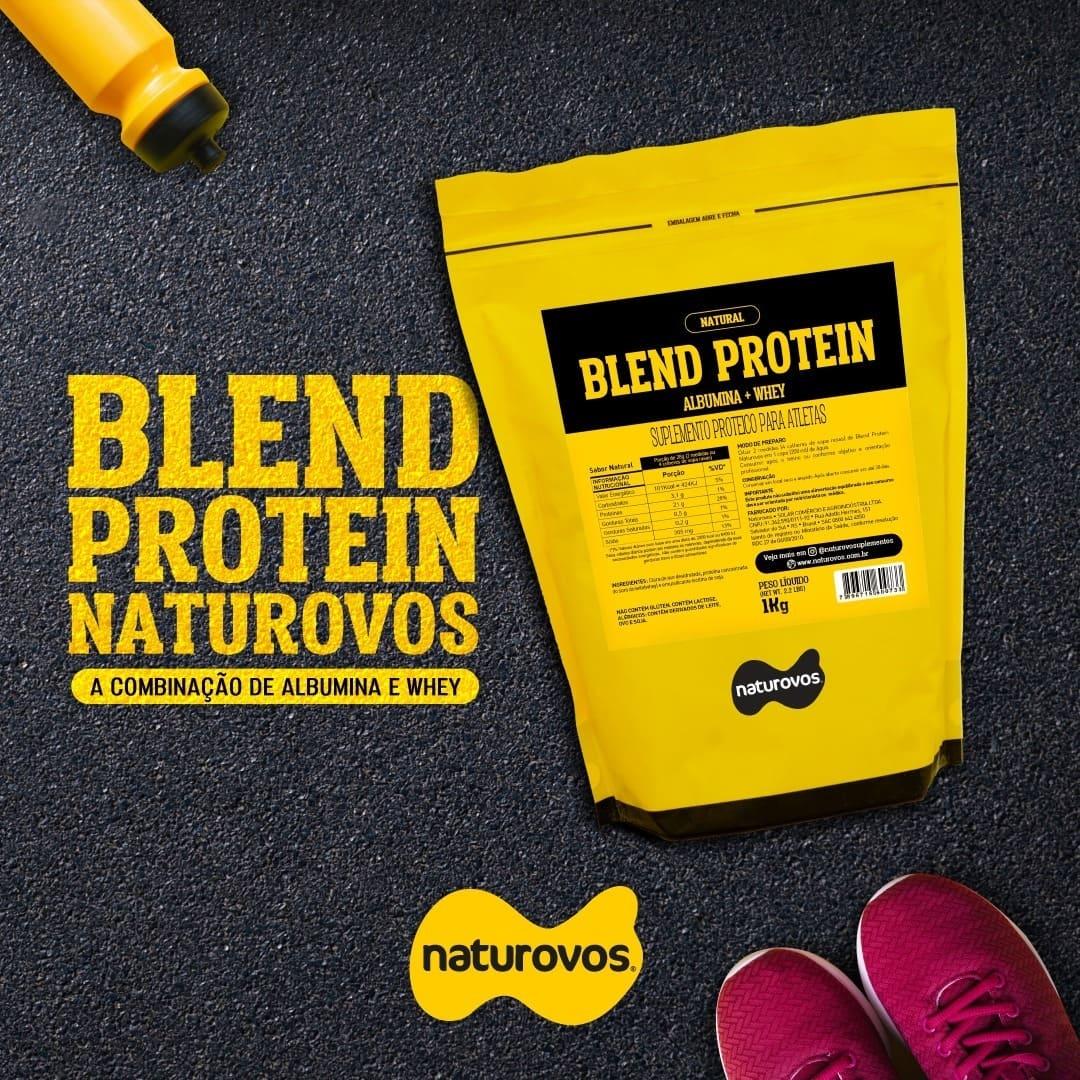 blend protein naturovos