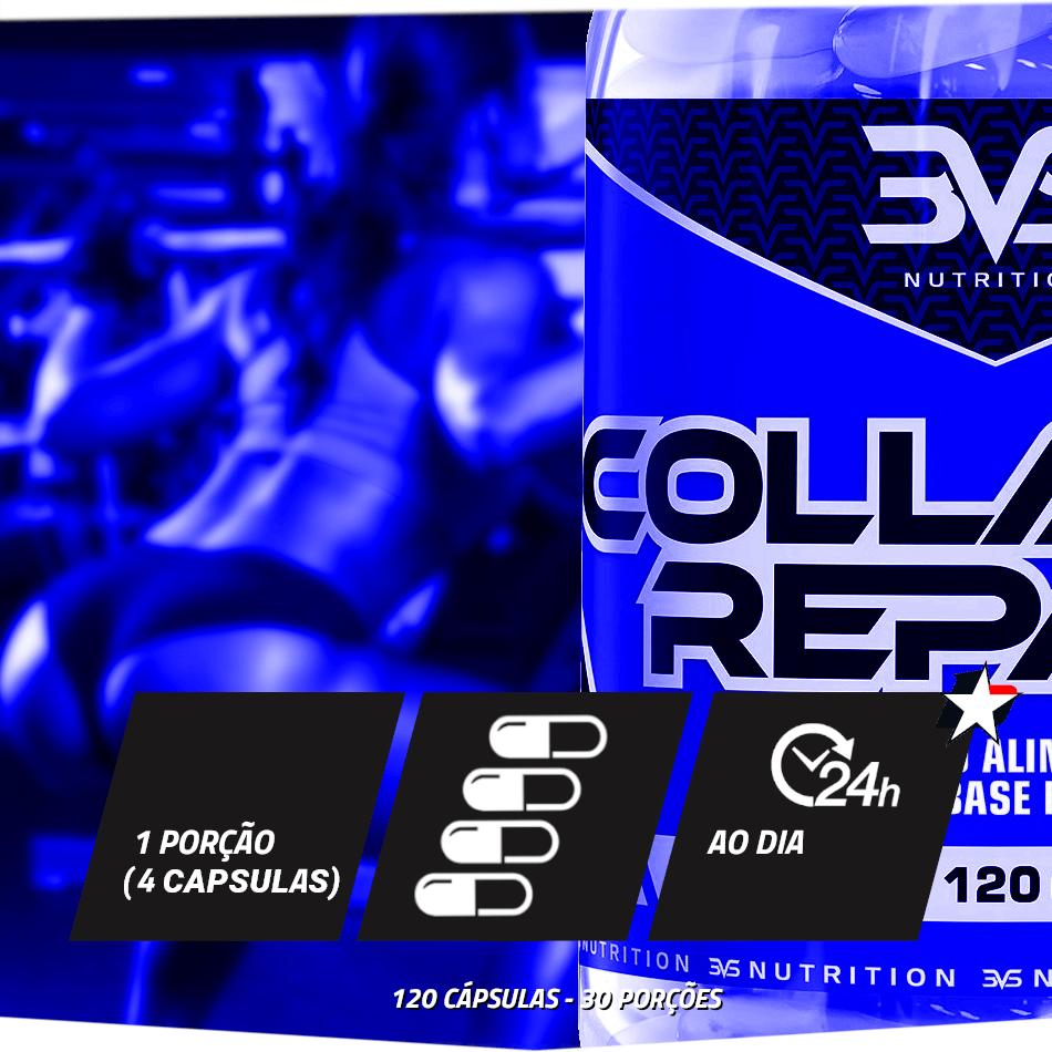 collagen repair caps