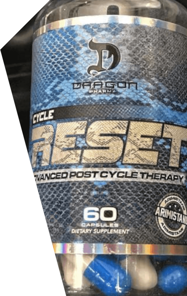 combo tcp cycle reset dragon pharma