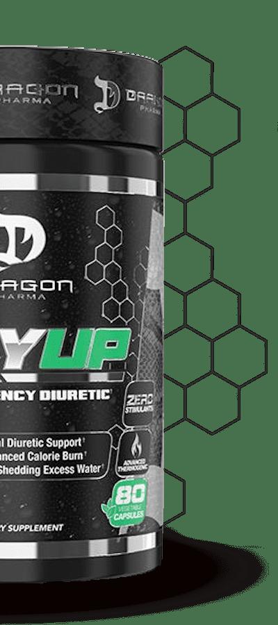 dryup dragon pharma é matriz diurética e termogênica de alta potência