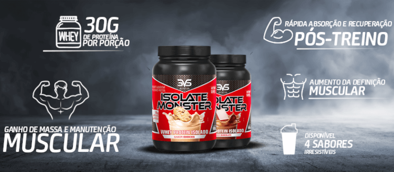 isolate monster 3vs
