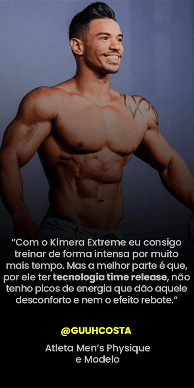 kimera extreme iridium labs é ideal para treinar mais intenso e definir seu shape, leve no combo definição extrema iridium labs