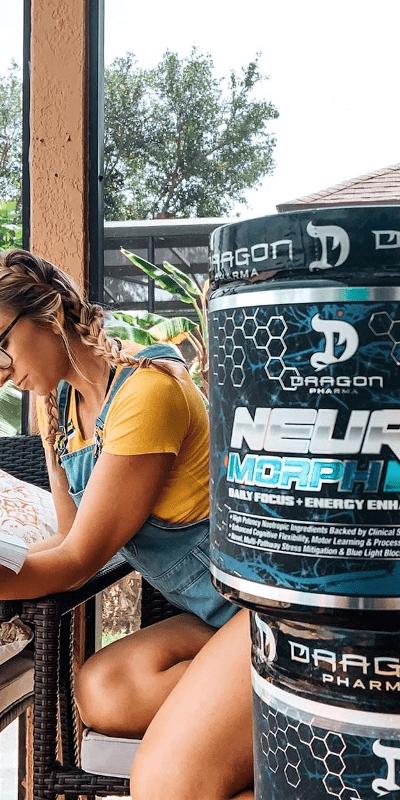 neuromorph dragon pharma auxiliará em seus estudos lhe dando mais concentração