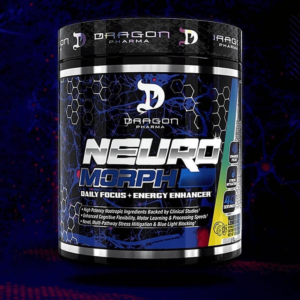 neuromorph dragon pharma é foco e energia