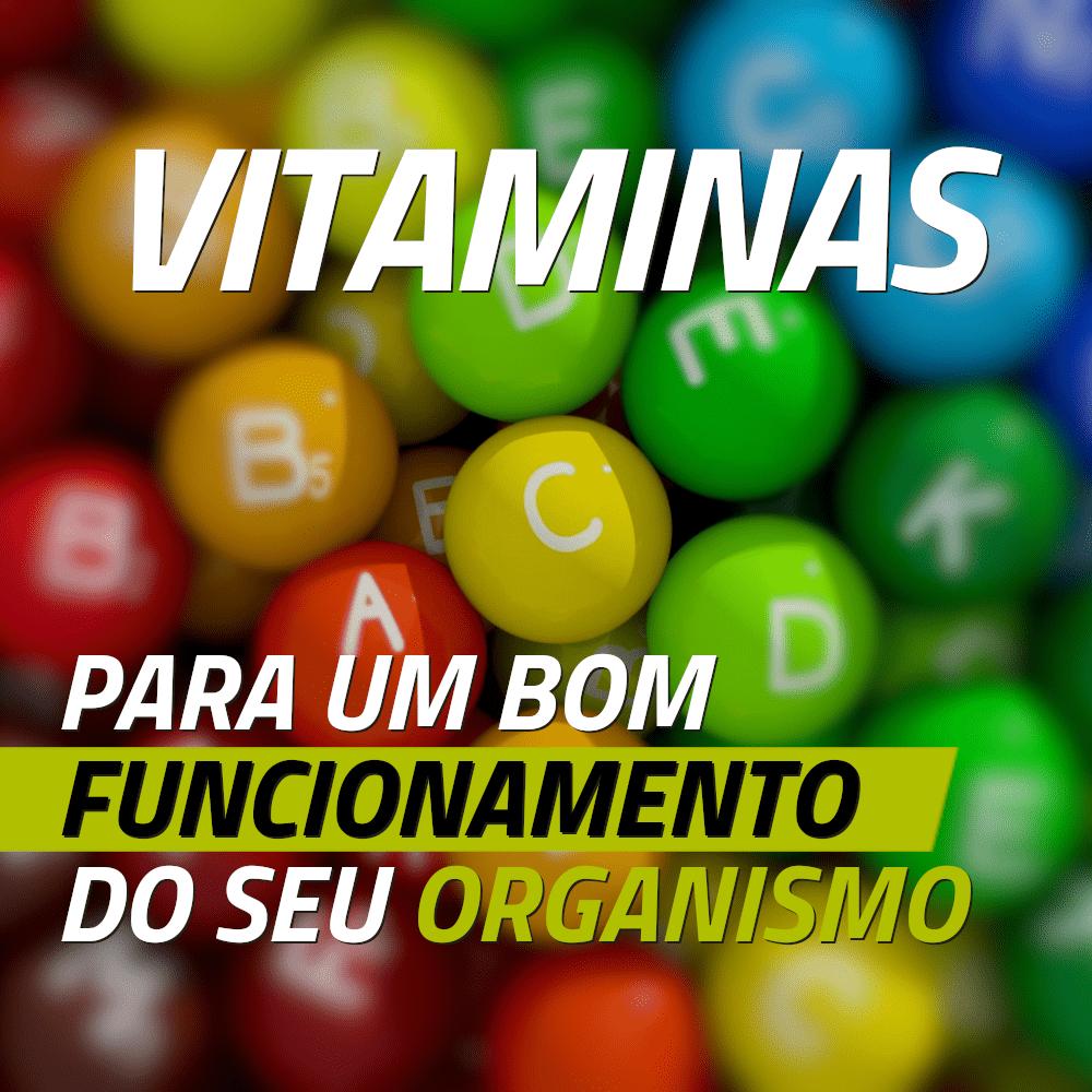 spartan iridium labs contém vitaminas para um bom funcionamento do organismo