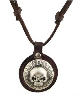 colar-masculino-de-couro-e-metal-harley-davidson-skull