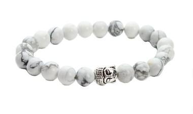 pulseira-masculina-tibetana-de-pedra-turmalina-branca-com-buda-prata