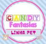 Candy Fantasias Linha Pet