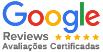 Avaliações Certificadas pelo Google