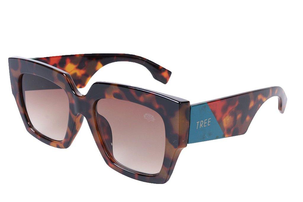 ac536849d Óculos Tree Art of Week Tartaruga - Compre com quem é especialista ...