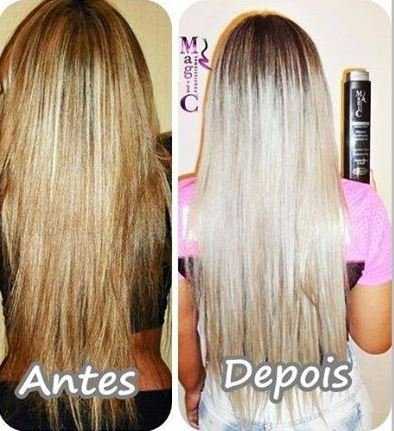 Magic Color Tradicional Platinum Blond