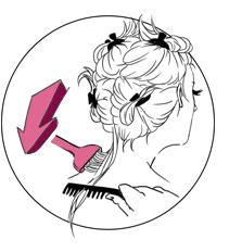 Portier - Passo 2 - Aplicacão da Máscara Care Rapair