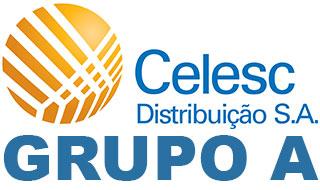 Logotipo Celesc - Grupo A