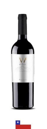 Foto - W of Paine Blend – Reserva 2014