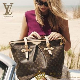 Réplica de Bolsa Louis Vuitton Palermo GM Monogram