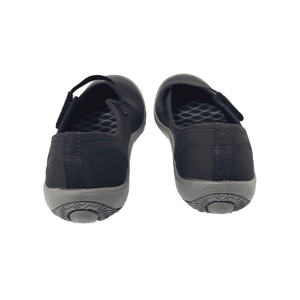 6124e10d81 Sapatilha Feminina Dmoon Preta - Loja de Calçados Feminino