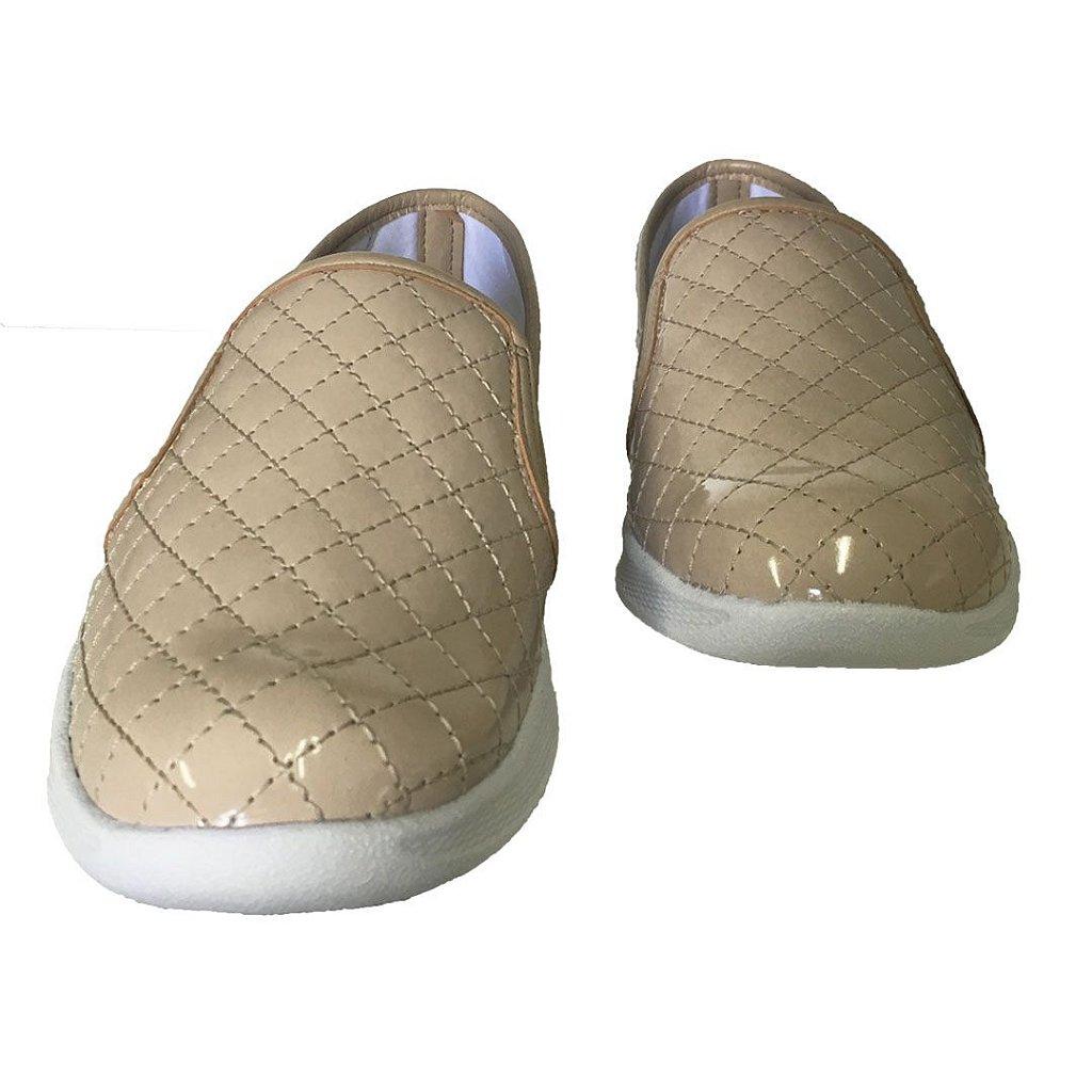 f5234b94221 Tênis Feminino Cravo e Canela Nude - Loja de Calçados Feminino ...