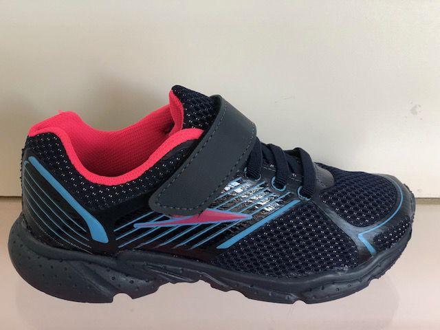 53b50c19e8 Tênis Klin Step Flex Marinho/ Pink - A sua loja de calçados e ...