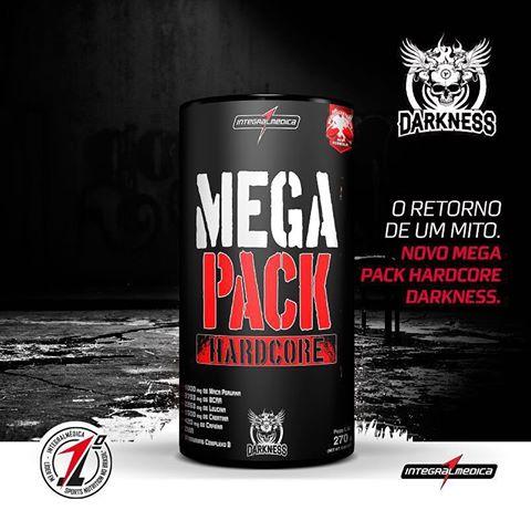 fb9b24375 Mega Pack Hardcore (30 Packs) - IntegralMédica - Purefit Suplementos ...