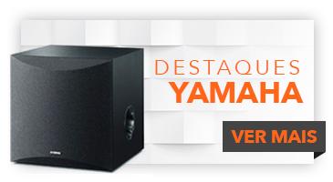 Destaques Yamaha