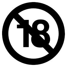 PROIBIDO PARA MENORES DE 18 ANOS.
