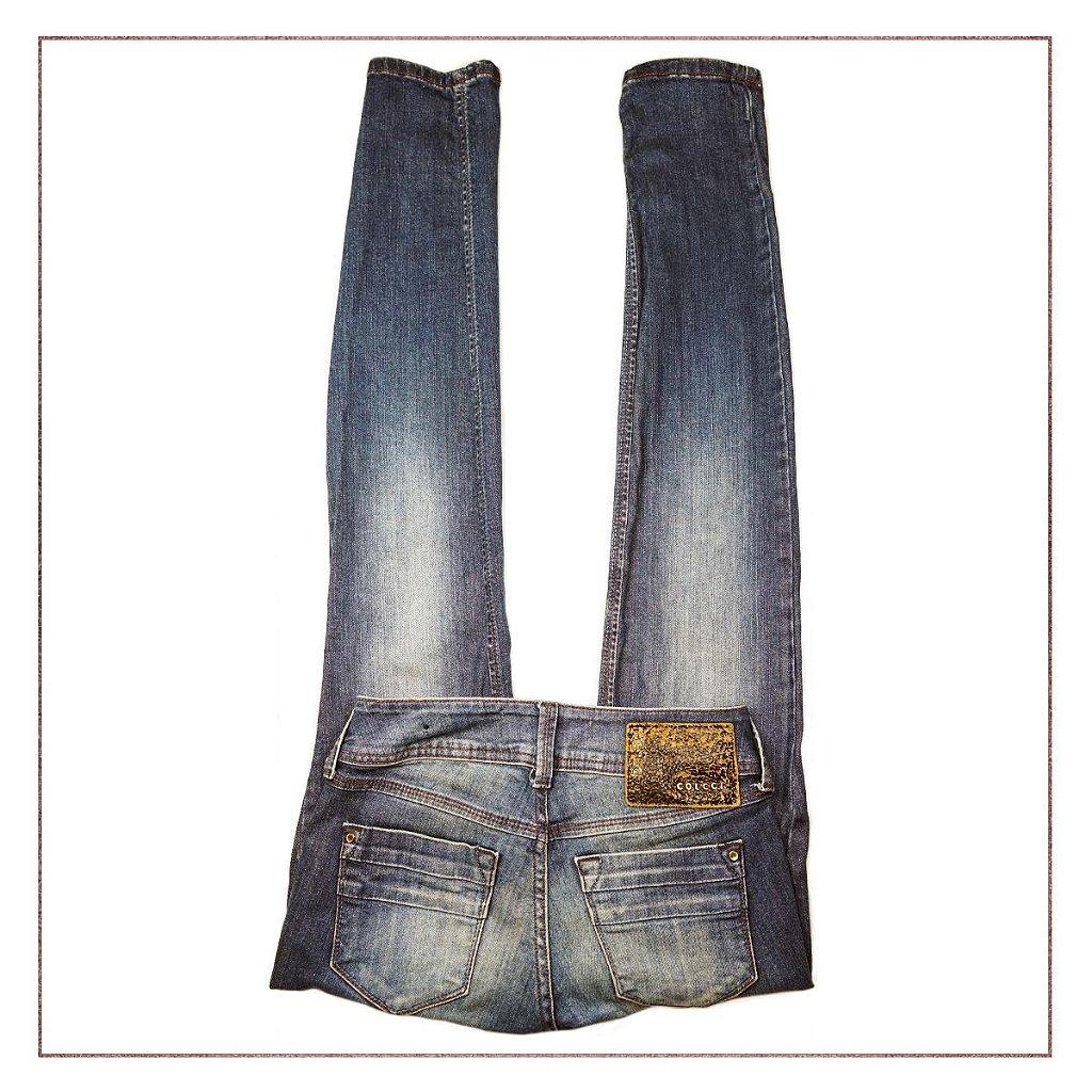 Calça Jeans Colcci - Enfim Lucrei   O Melhor Brechó Online de Roupas ... 0b6cae3e82