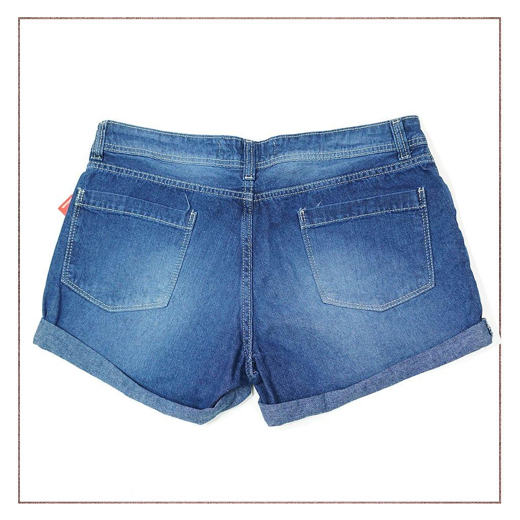 6aaa417f6b3 NOVO Shorts Jeans Riachuelo - Enfim Lucrei