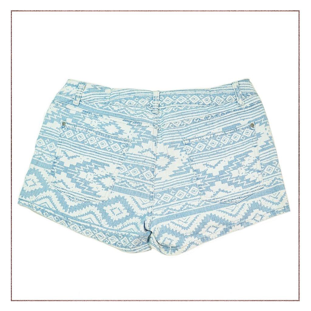 54a25ae08e5 Shorts jeans C A Estampado - Enfim Lucrei