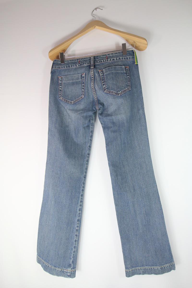 Calça Jeans Iodice Clara Usada   Enfim Lucrei - Enfim Lucrei   O ... 120b84257a