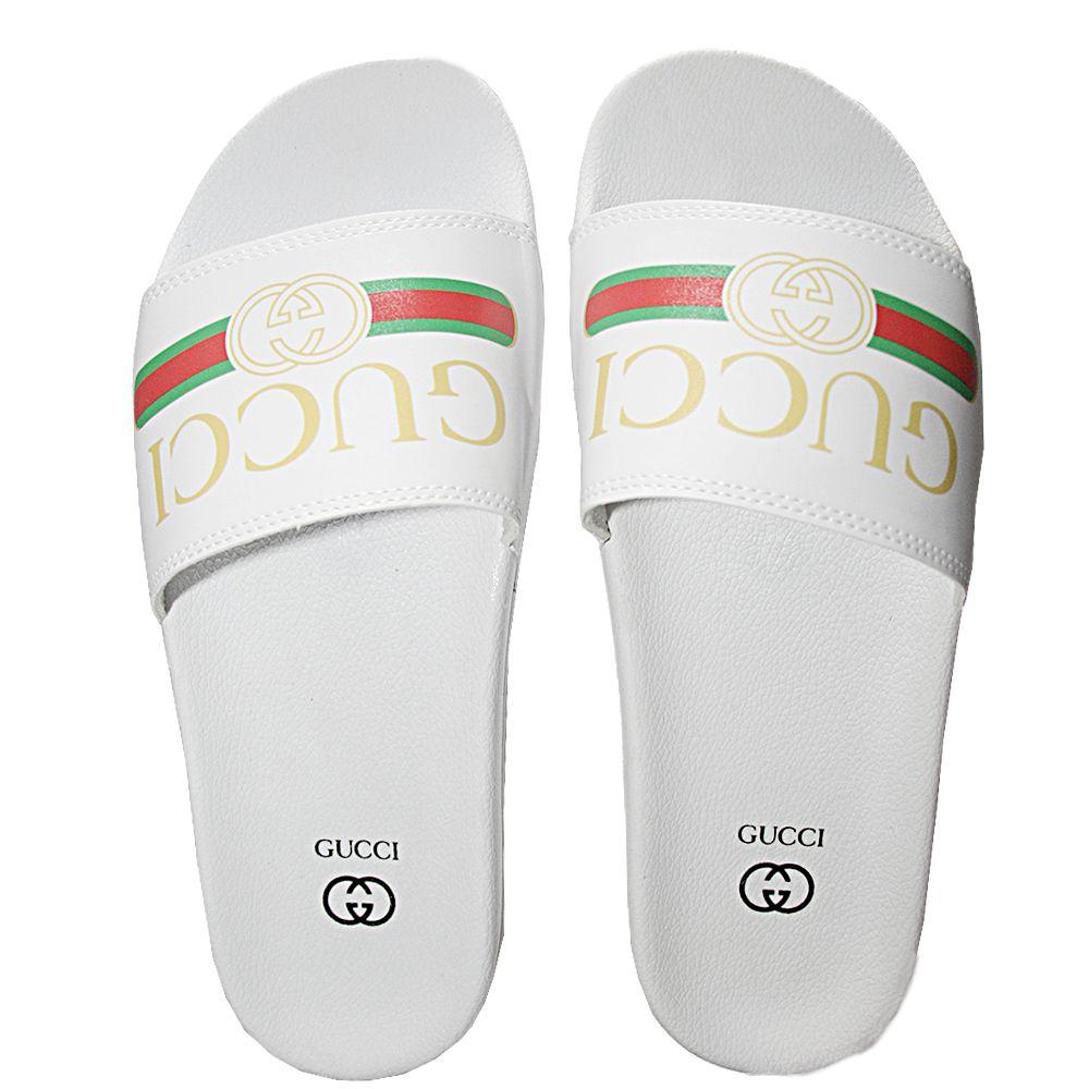 66479c453bd Chinelo Slide Gucci - Compre Agora - Zenitti