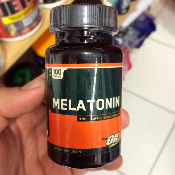 Melatonina 3mg - Optimum Nutrition