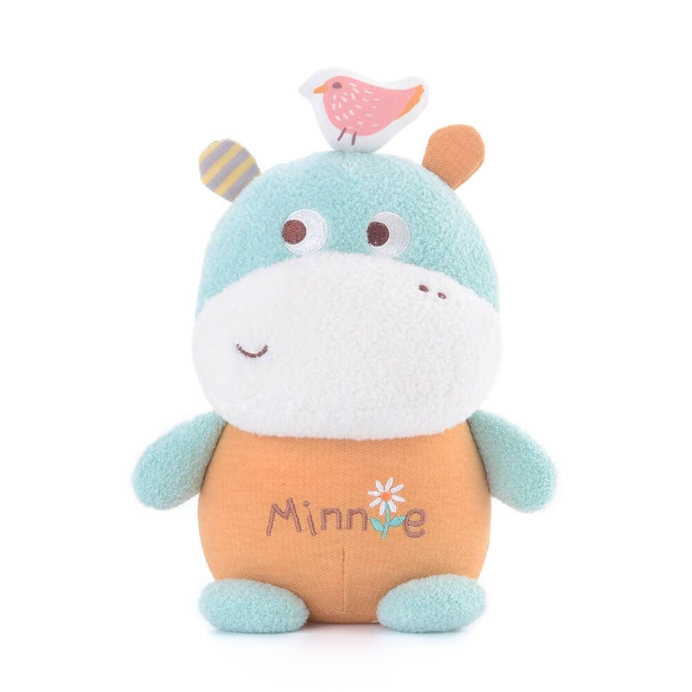 2c53e98f6 Pelúcia Metoo Hipopótamo Magic Toy   EuroBaby   Metoo Dolls ...
