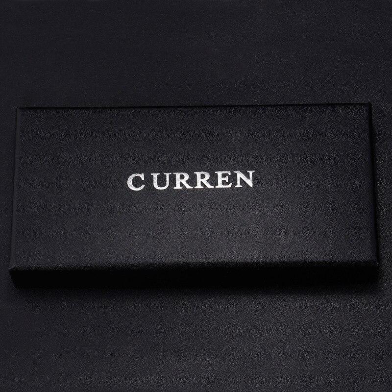 Relógio New Fashion Curren 8346 caixa