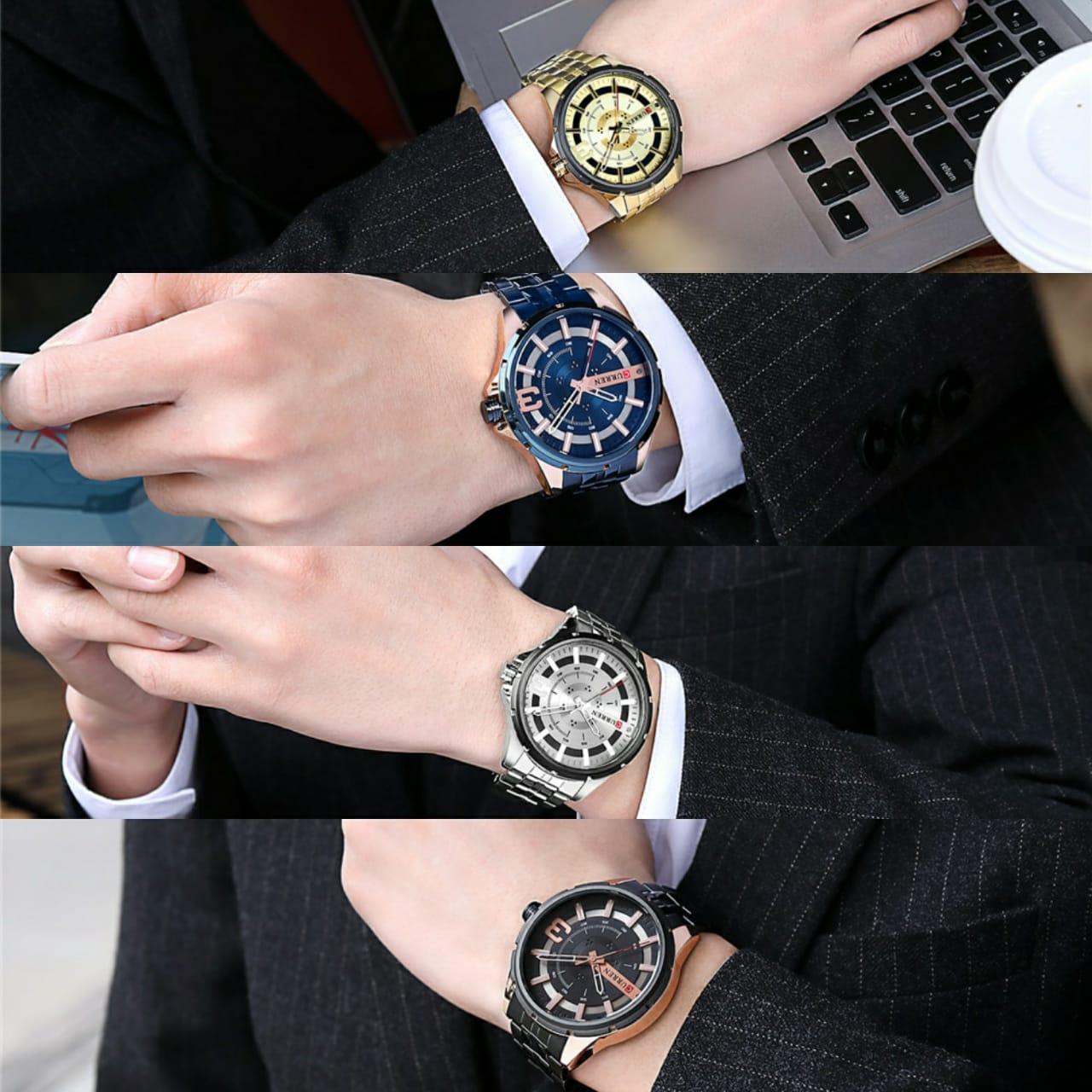 Relógio Curren 8333