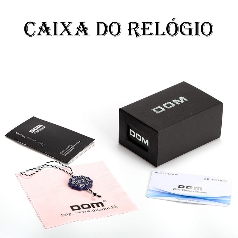 Relógio Feminino Dom LP-205 8