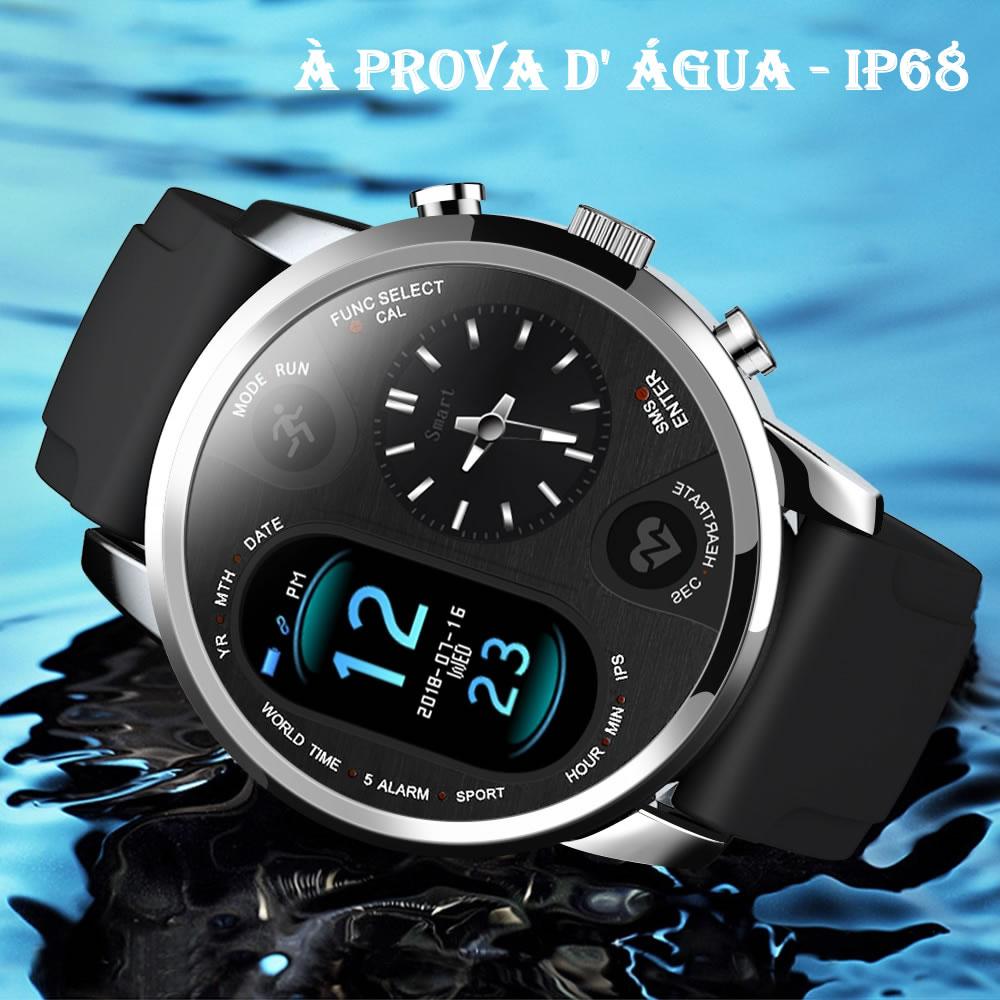 Relógio Inteligente Torntisc À Prova D' Água