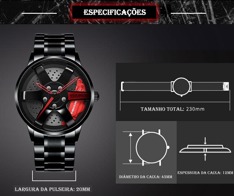 Relógio Super Esporte NEKTOM 8206-2