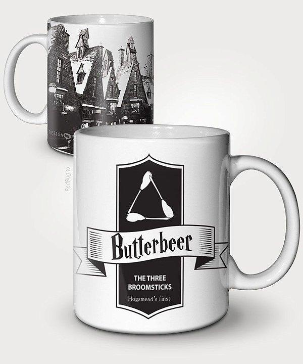 Caneca Butterbeer