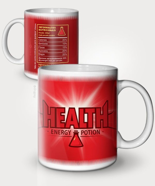 Caneca Health Energy Drink