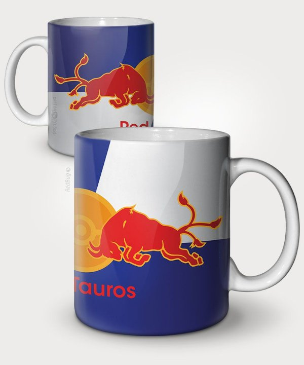 Caneca Red Touros