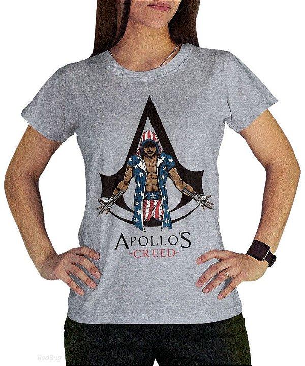 Camiseta Apollo's Creed