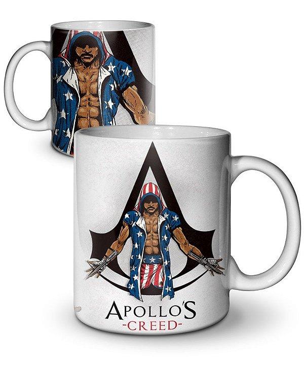 Caneca Apollo's Creed