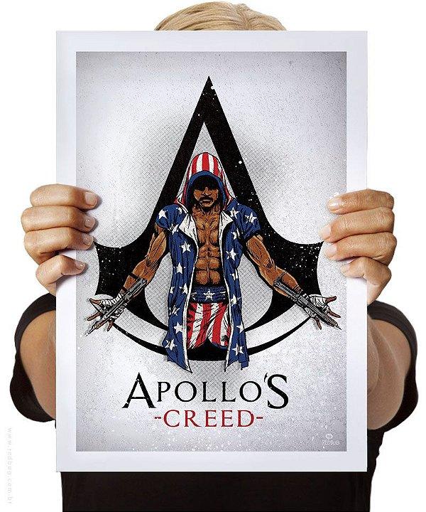 Poster Apollo's Creed